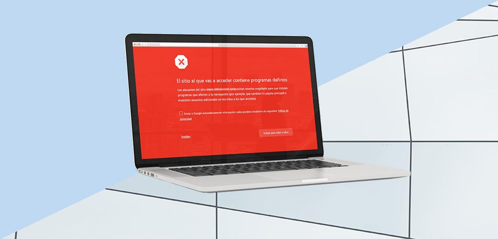 ¿Es tu página web segura para Google?