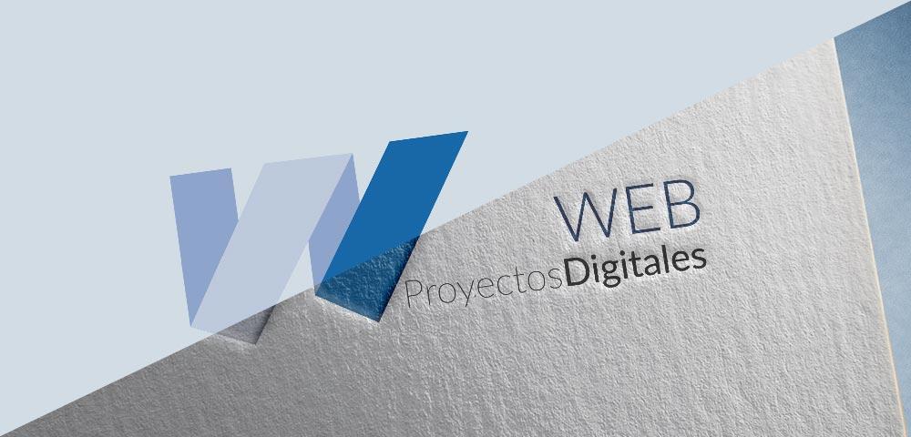 Logo Proyectos Digitales Web