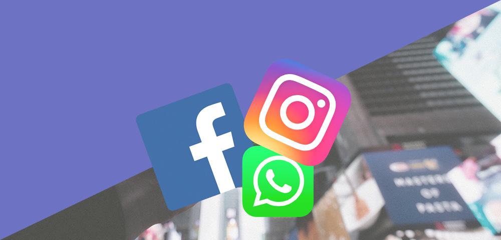 Nueva caída de Whatsapp, Instagram y Facebook